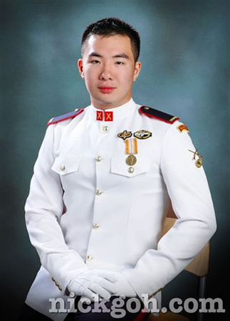 SAF Officers Military Profiles Photo